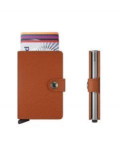 Secrid miniwallet crisple - Crisple - Oranje - 104099