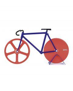 Doiy Racefiets Pizzasnijder - Blauw - Rood - 104201