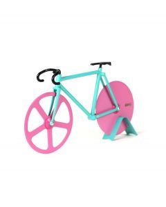 Doiy Racefiets Pizzasnijder - Mint - Roze - 103604