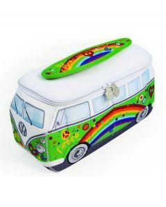 Brisa tasje Volkswagen T1 bus - Groen - 104794