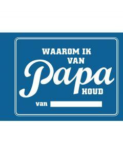 BBNC Waarom ik van papa houd - 105197