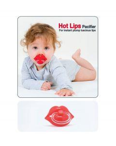 Bitten Baby Speen Pacifier - Lippen - 105277