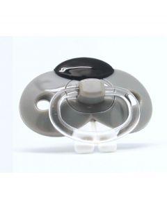 Bitten Baby Speen Pacifier - Konijn grijs - 4897038622672