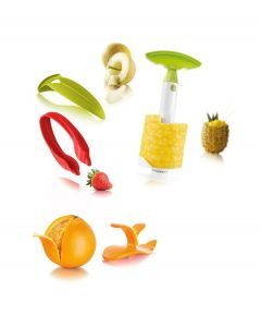 Tomorrow's Kitchen fruit snijset - 105264