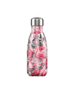 Chilly's Bottle thermosfles 260 ml - Tropical Flamingo