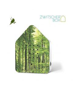 Relaxound Zwitscherbox beweginssensor met vogelgeluiden - Design - Forest - Bos