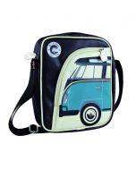 Brisa Schoudertas vertikaal Volkswagen T1 bus - Blauw - 104799
