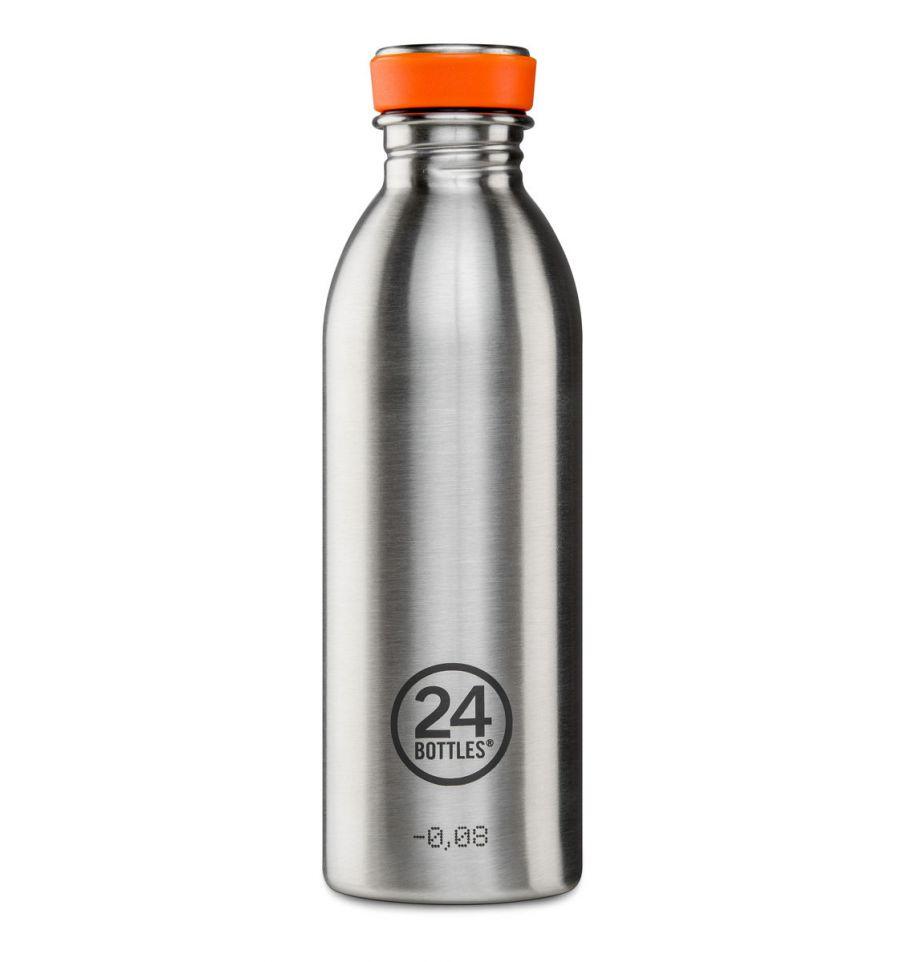 Afbeelding van 24Bottles drinkfles Urban Bottle Steel 500 ml