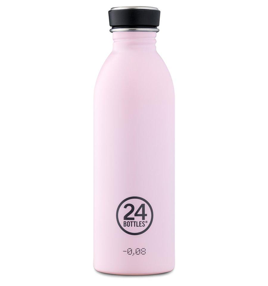 Afbeelding van 24Bottles drinkfles Urban Bottle Candy Pink 500 ml