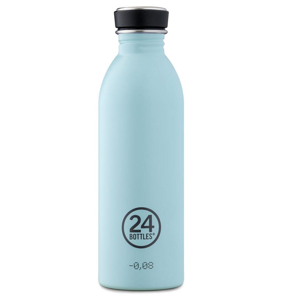 Afbeelding van 24Bottles drinkfles Urban Bottle Cloud Blue 500 ml