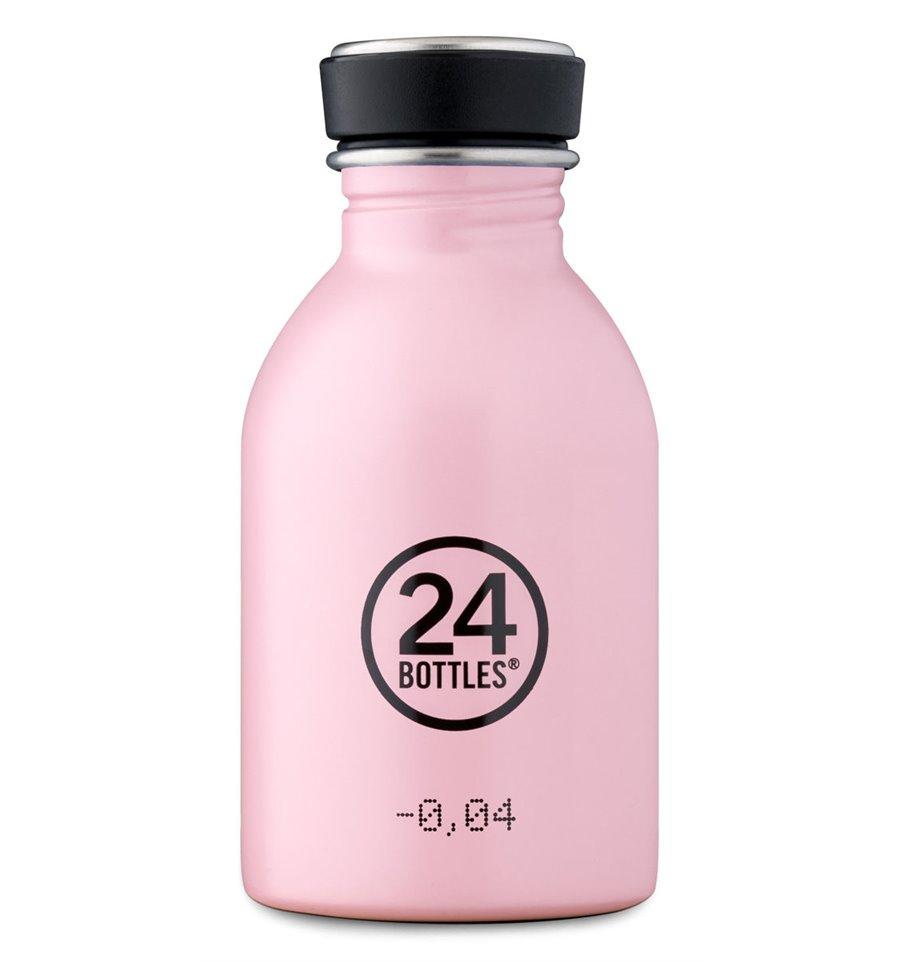 Afbeelding van 24Bottles Drinkfles Urban Bottle Candy Pink 250 ml