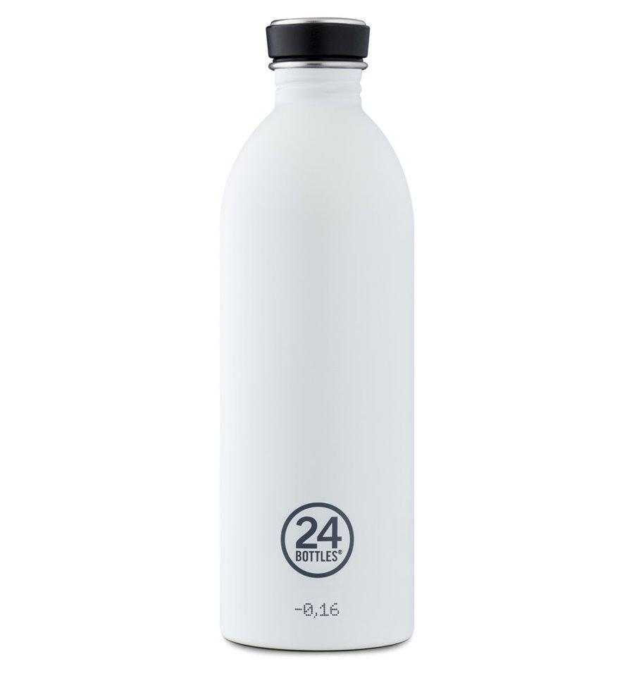 Afbeelding van 24Bottles Drinkfles Urban Bottle Ice White 1 liter