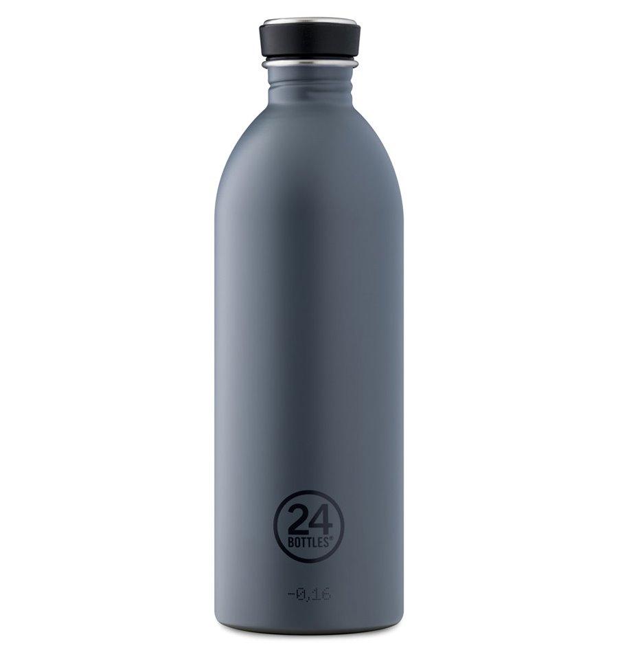 Afbeelding van 24Bottles Drinkfles Urban Bottle Formal Grey 1 liter