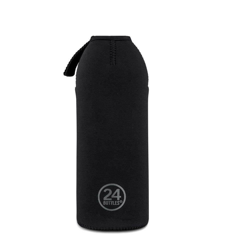 Afbeelding van 24Bottles Thermohoes Thermal Cover 1ltr Black